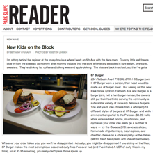 The Reader review