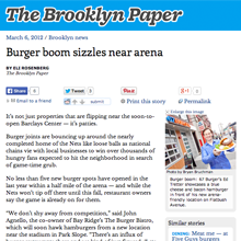 Brooklyn Paper review
